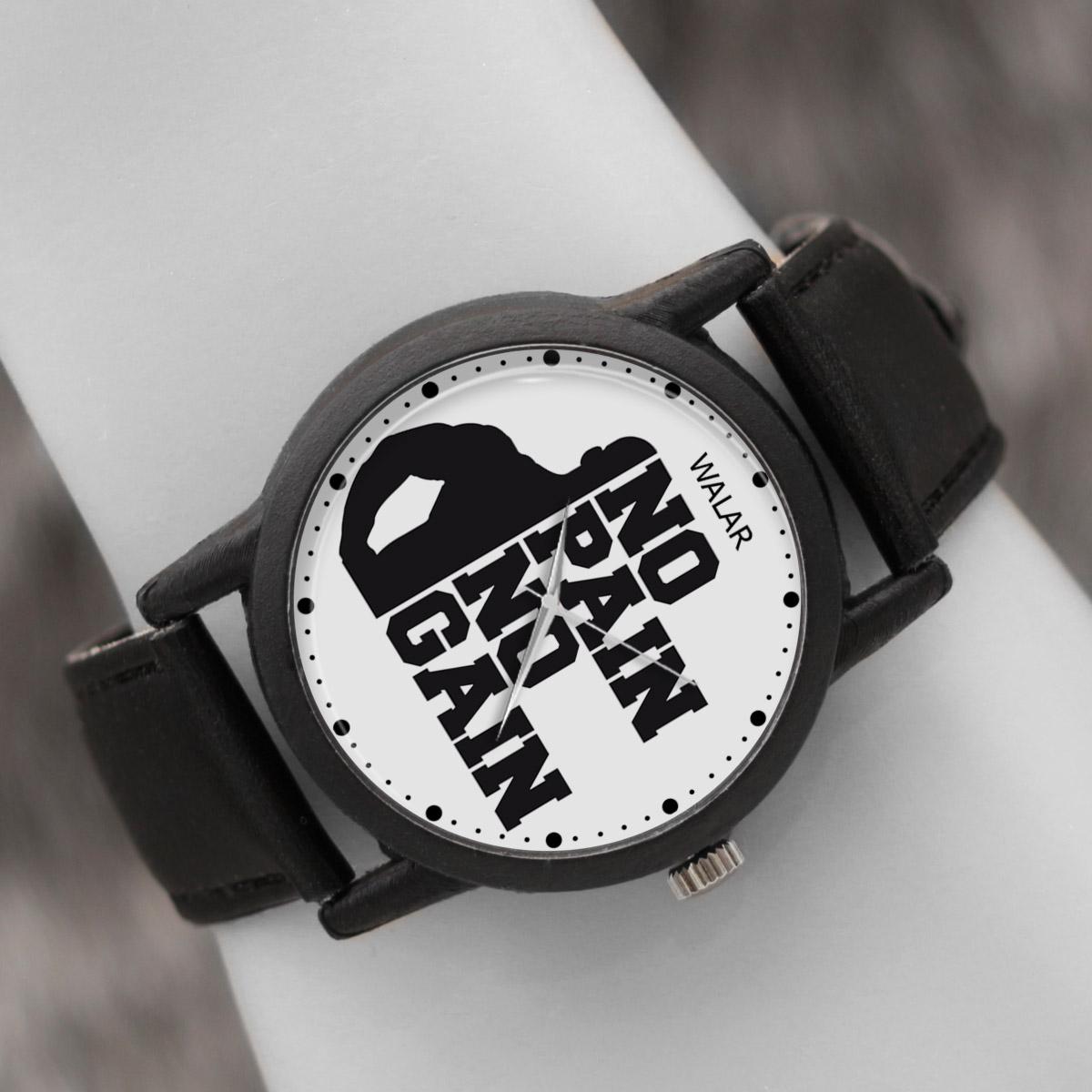کد تخفیف                                      ساعت مچی عقربه ای والار طرح بدنسازی کد LF2696