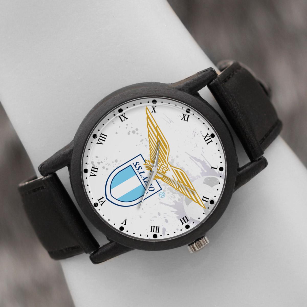 کد تخفیف                                      ساعت مچی عقربه ای والار طرح لاتزیو کد LF2735