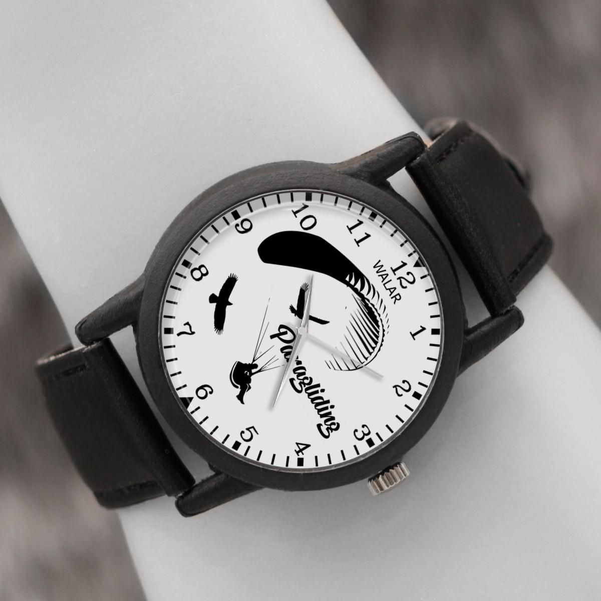 کد تخفیف                                      ساعت مچی عقربه ای والار طرح پاراگلایدینگ کد LF2773