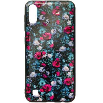 کاور طرح Flower کد 1889 مناسب برای گوشی موبایل سامسونگ Galaxy M10 / A10