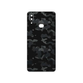 برچسب پوششی ماهوت مدل Night-Army مناسب برای گوشی موبایل سامسونگ Galaxy A10s