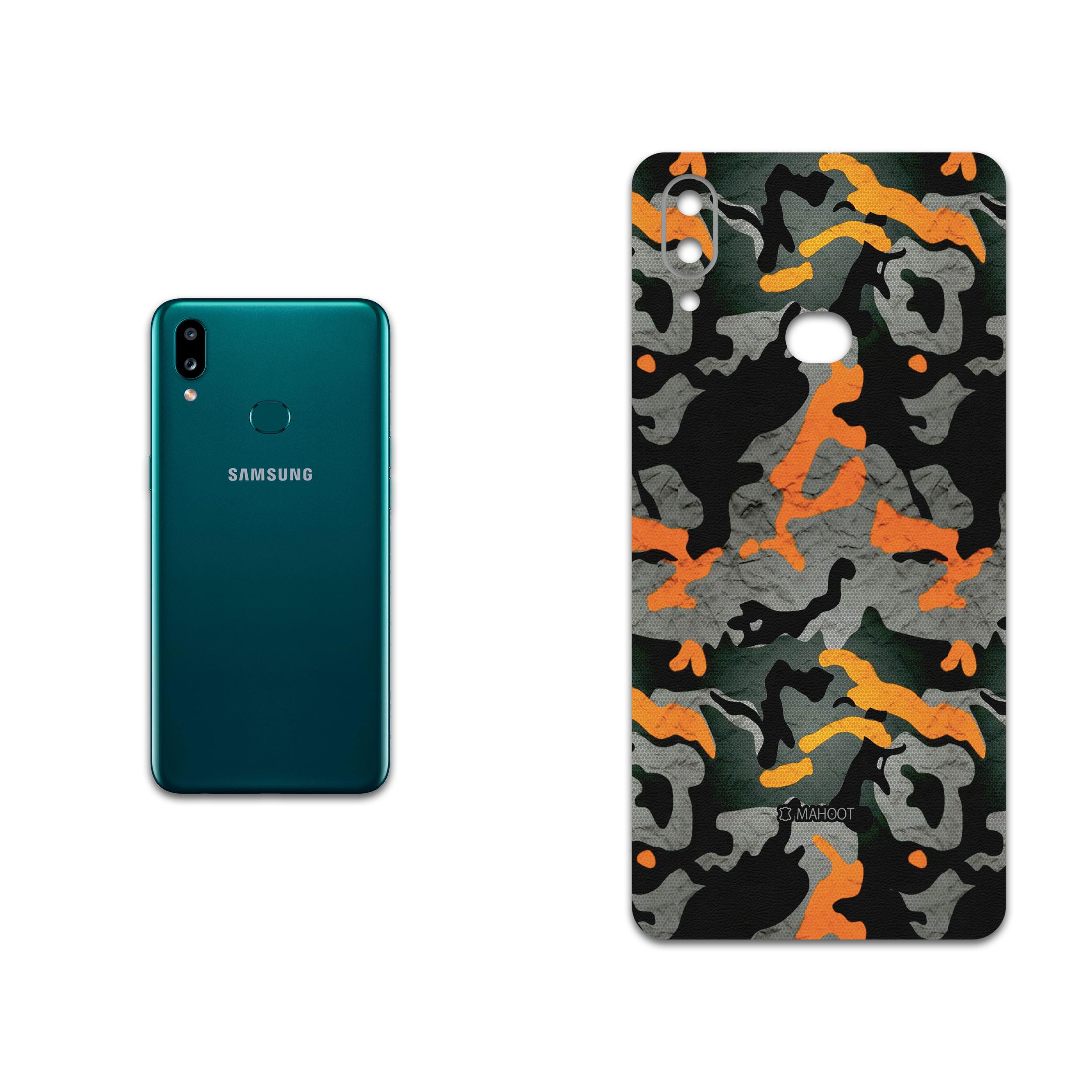 برچسب پوششی ماهوت مدل Autumn-Army مناسب برای گوشی موبایل سامسونگ Galaxy A10s در بزرگترین فروشگاه اینترنتی جنوب کشور ویزمارکت