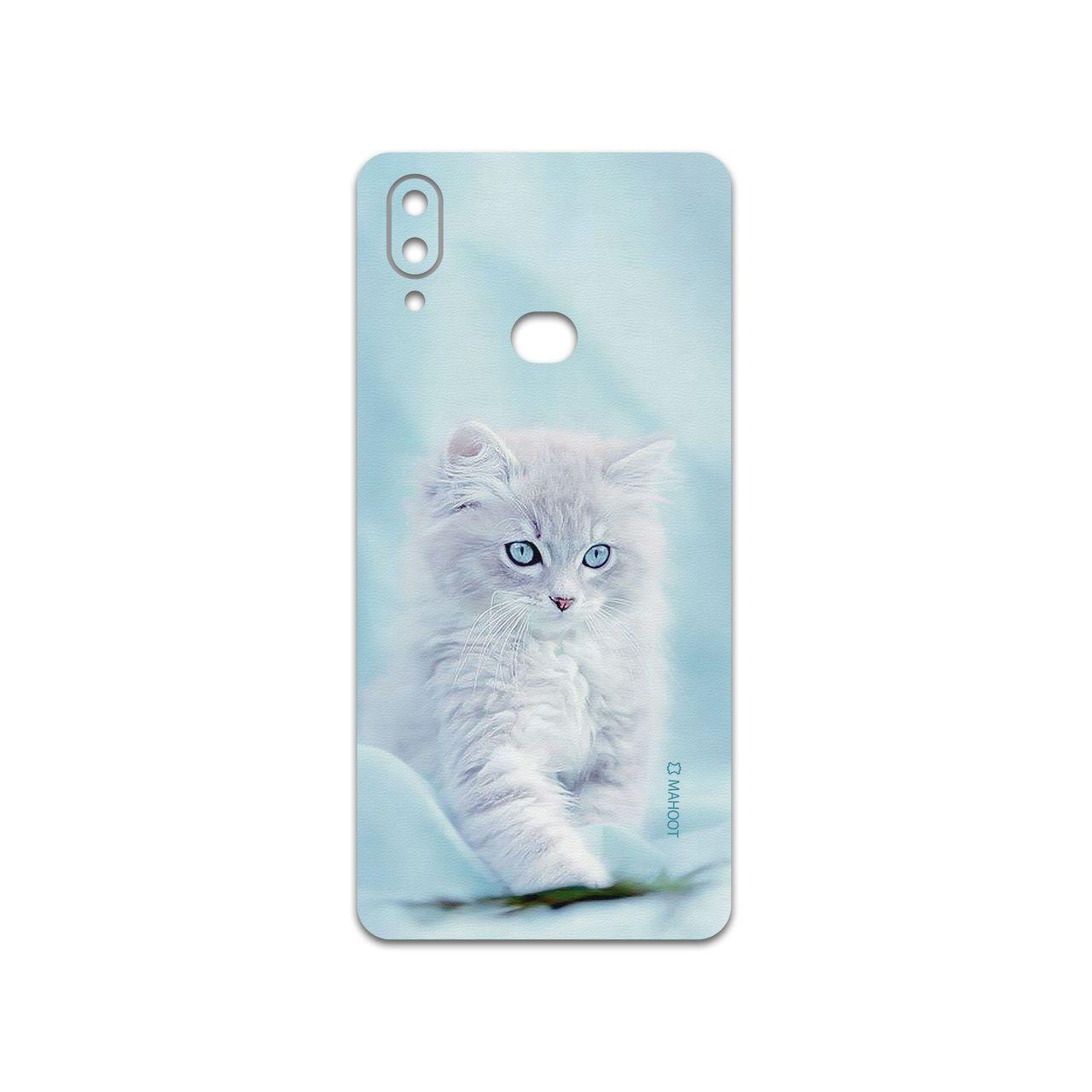 برچسب پوششی ماهوت مدل Cat-1 مناسب برای گوشی موبایل سامسونگ Galaxy A10s