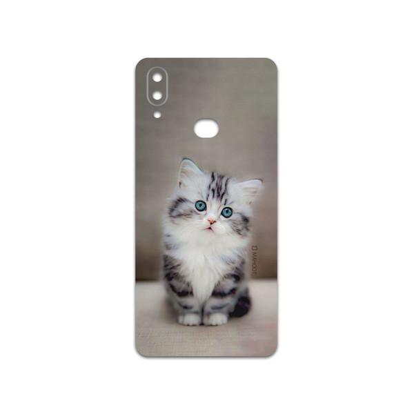 برچسب پوششی ماهوت مدل Cat-2 مناسب برای گوشی موبایل سامسونگ Galaxy A10s