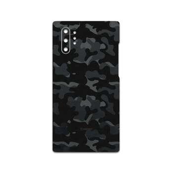 برچسب پوششی ماهوت مدل Night-Army مناسب برای گوشی موبایل سامسونگ Galaxy Note 10 Plus