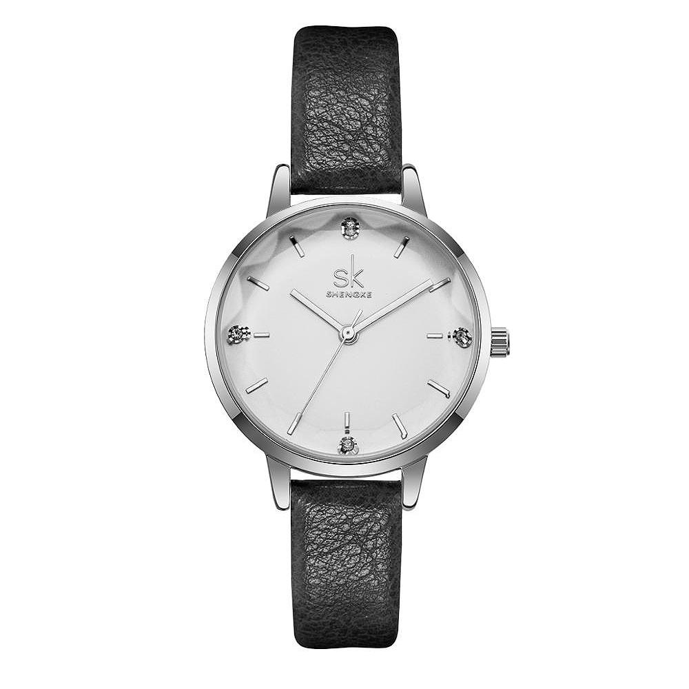 ساعت مچی عقربه ای زنانه اس کا مدل K8030 BLC              ارزان