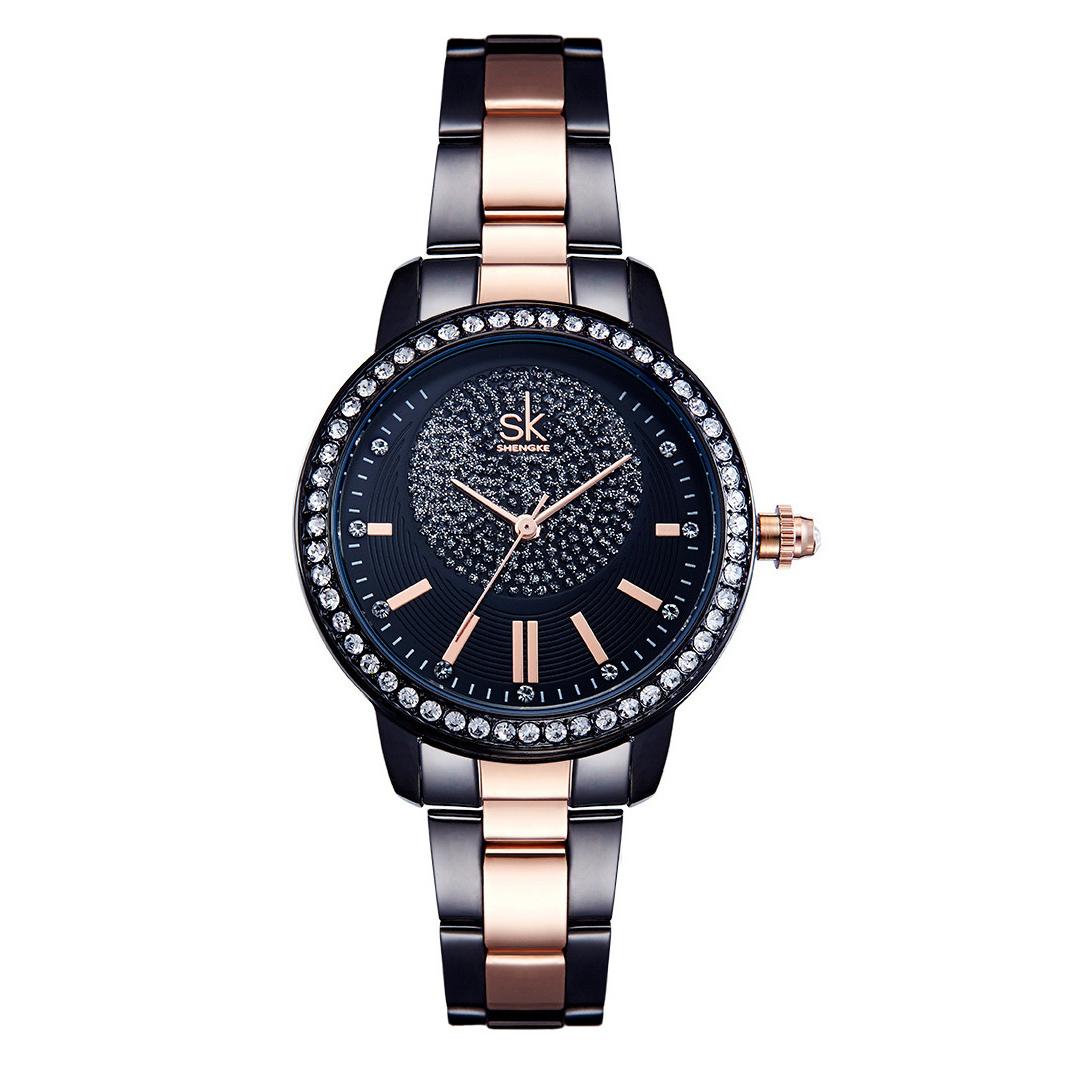 ⭐️                                      ساعت دخترانه اس کا مدل K0075L-BLC                              فروش ویژه