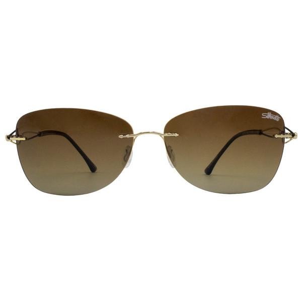 عینک آفتابی زنانه سیلوئت مدل 8689G