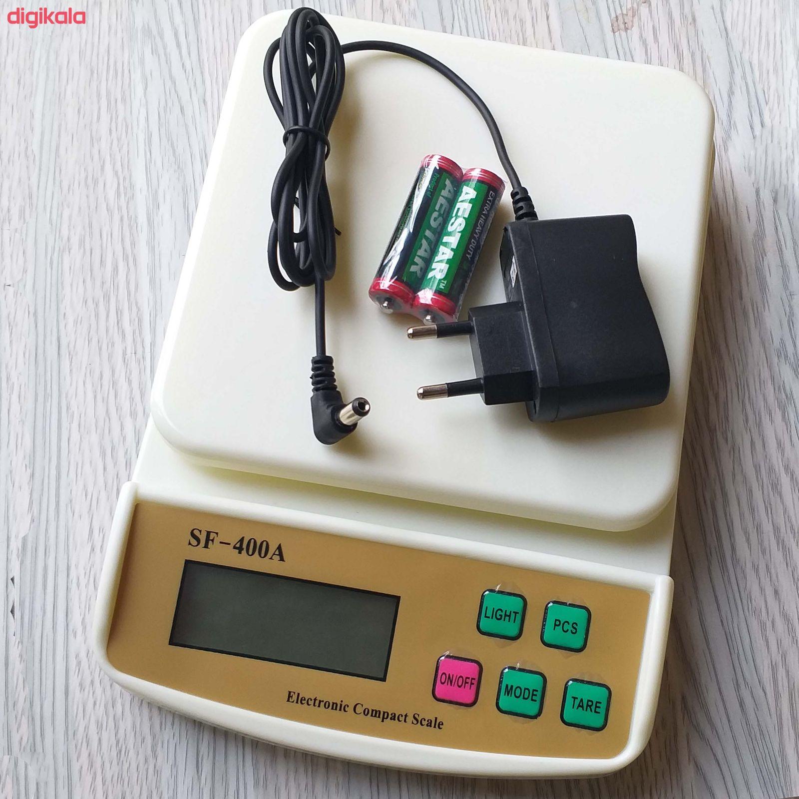 ترازو دیجیتال مدل  SF_400A main 1 2