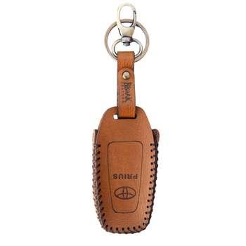 جاسوئیچی خودرو چرم بیسراک کد AK419 مناسب برای تویوتا پریوس