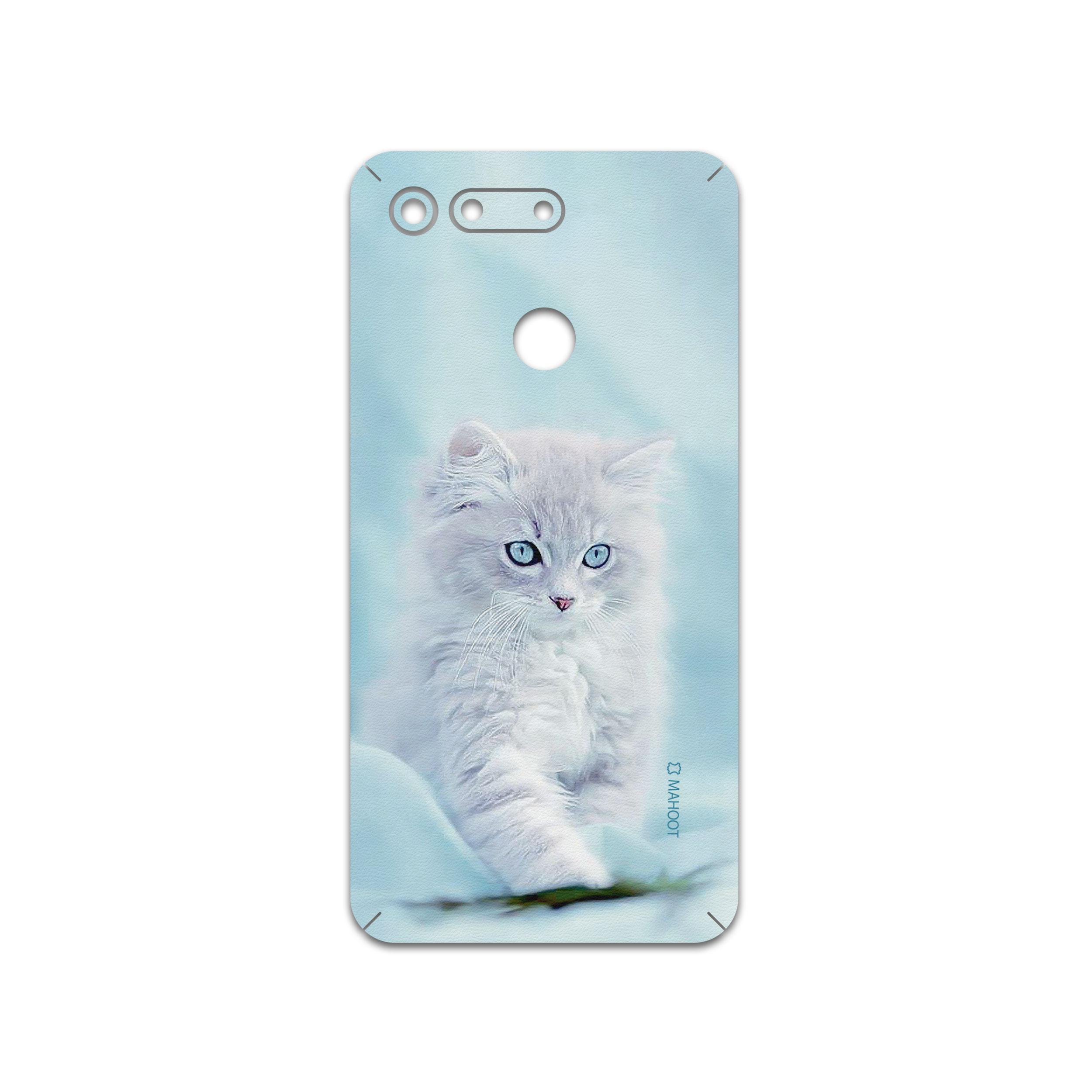 برچسب پوششی ماهوت مدل Cat-1 مناسب برای گوشی موبایل آنر View 20