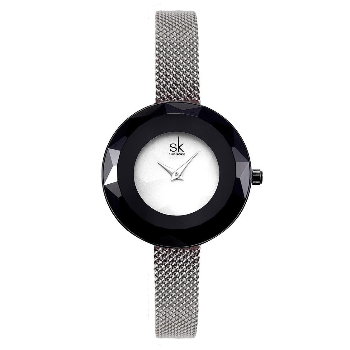 ساعت مچی عقربه ای زنانه اس کا مدل K0100L-S
