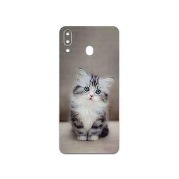 برچسب پوششی ماهوت مدل Cat-2 مناسب برای گوشی موبایل سامسونگ Galaxy M20