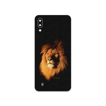 برچسب پوششی ماهوت مدل Lion مناسب برای گوشی موبایل سامسونگ Galaxy M10