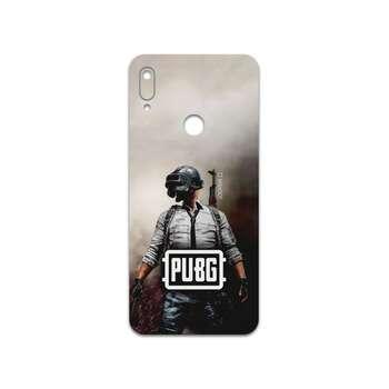 برچسب پوششی ماهوت مدل PUBG-Game مناسب برای گوشی موبایل هوآوی Y6 Prime 2019