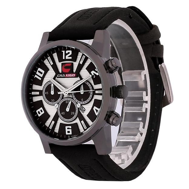 ساعت مچی عقربه ای مردانه چاکسیگو مدل CH 2092 - ME-NO