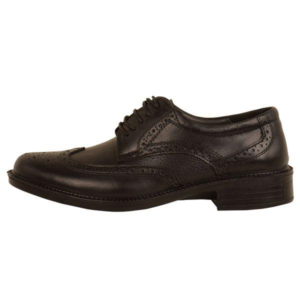 کفش مردانه پارینه چرم مدل SHO177