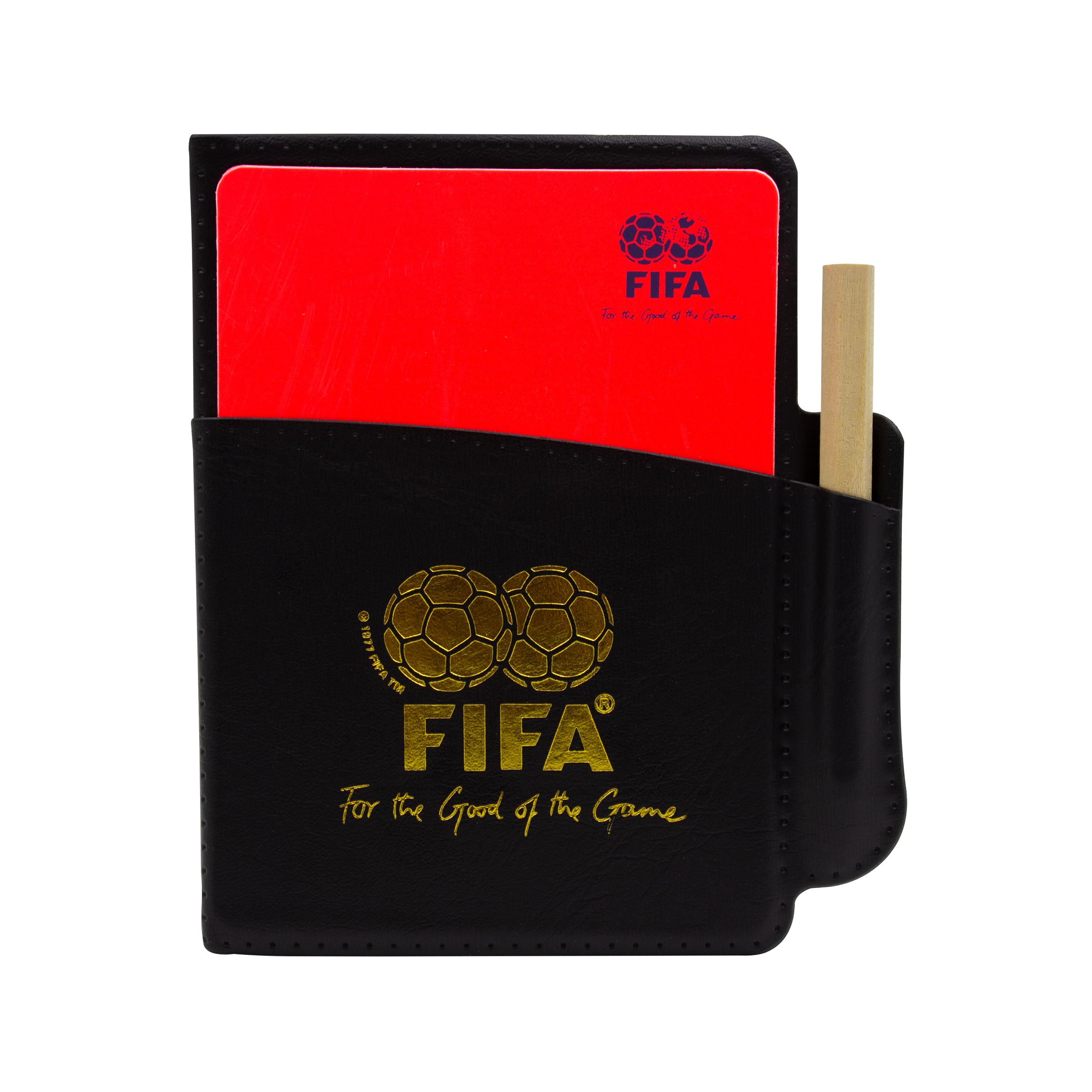 کارت داوری فوتبال طرح FIFA 56