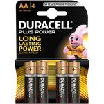 باتری قلمی دوراسل مدل Plus Power بسته 4 عددی thumb