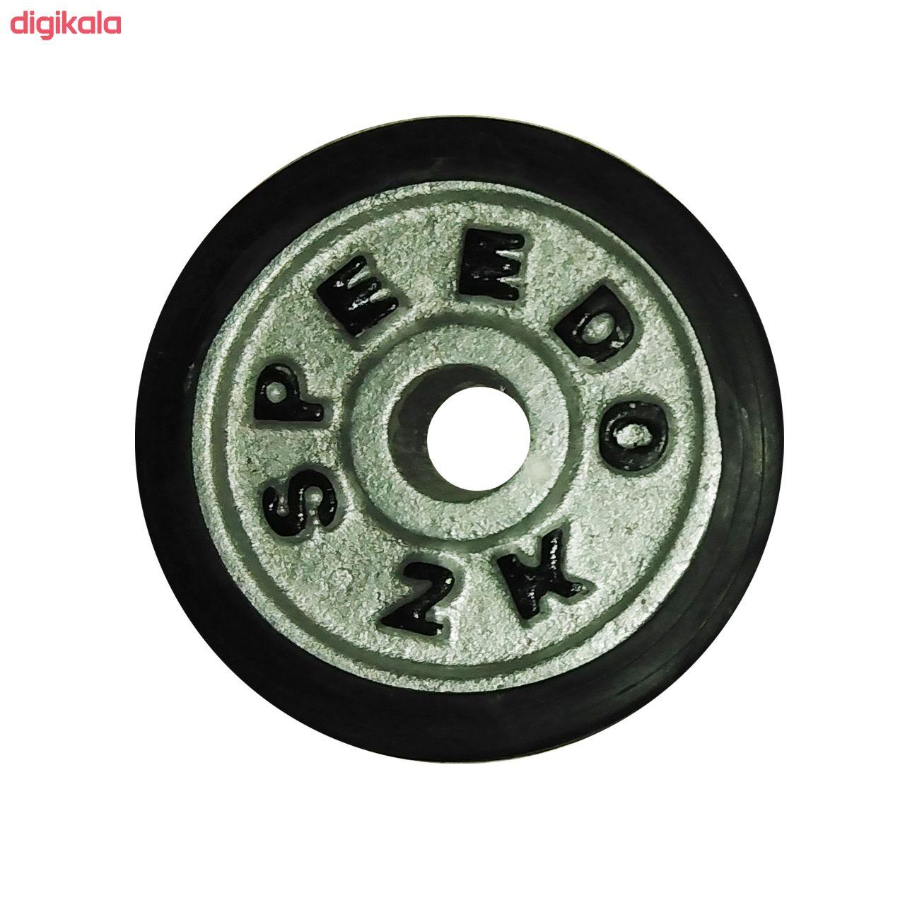 وزنه دمبل اسپیدو مدل 008 وزن 2 کیلوگرم بسته 2 عددی main 1 1