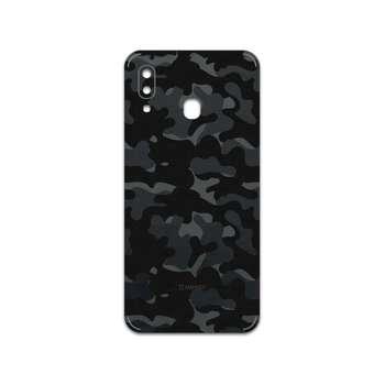 برچسب پوششی ماهوت مدل Night-Army مناسب برای گوشی موبایل سامسونگ Galaxy A20