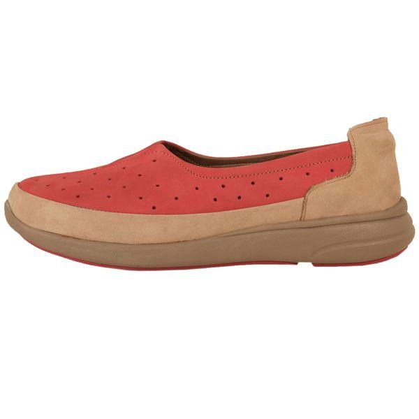 کفش روزمره زنانه پارینه چرم مدل SHOW4-2