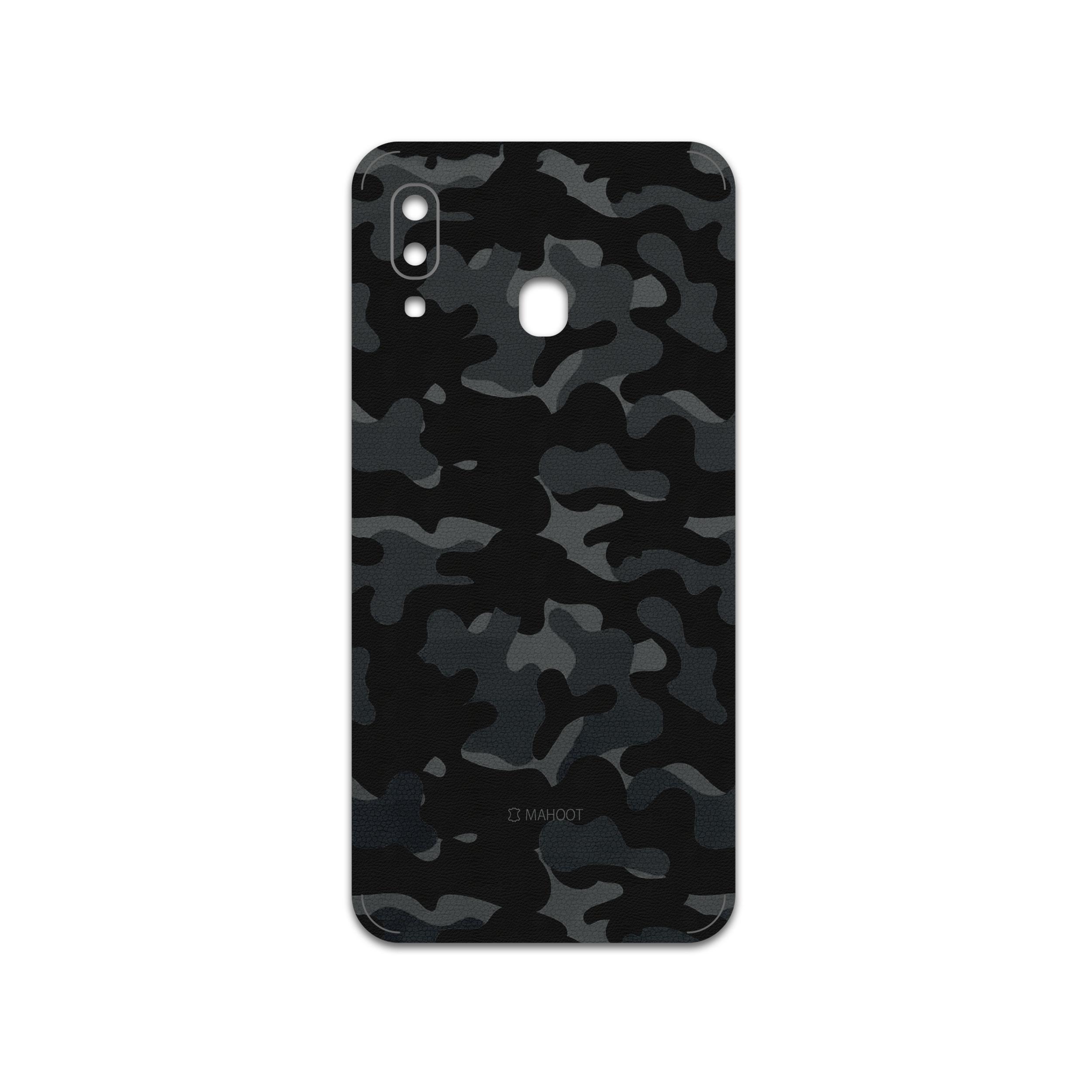 برچسب پوششی ماهوت مدل Night-Army مناسب برای گوشی موبایل سامسونگ Galaxy A30