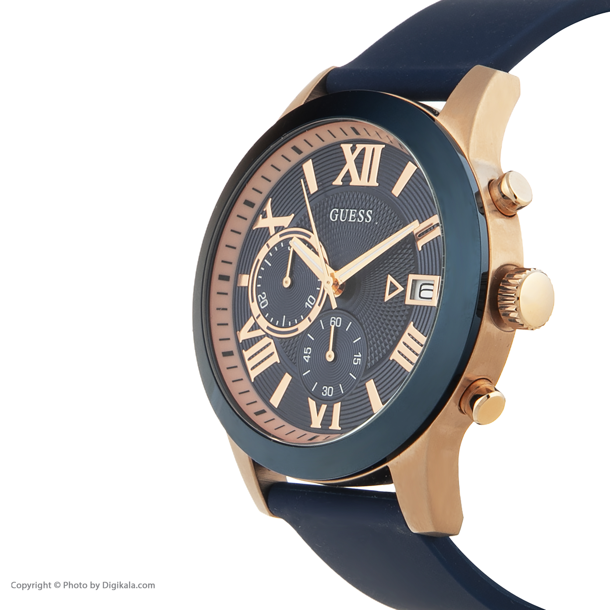 کد تخفیف                                      ساعت مچی عقربه ای مردانه گس کد W1055G2