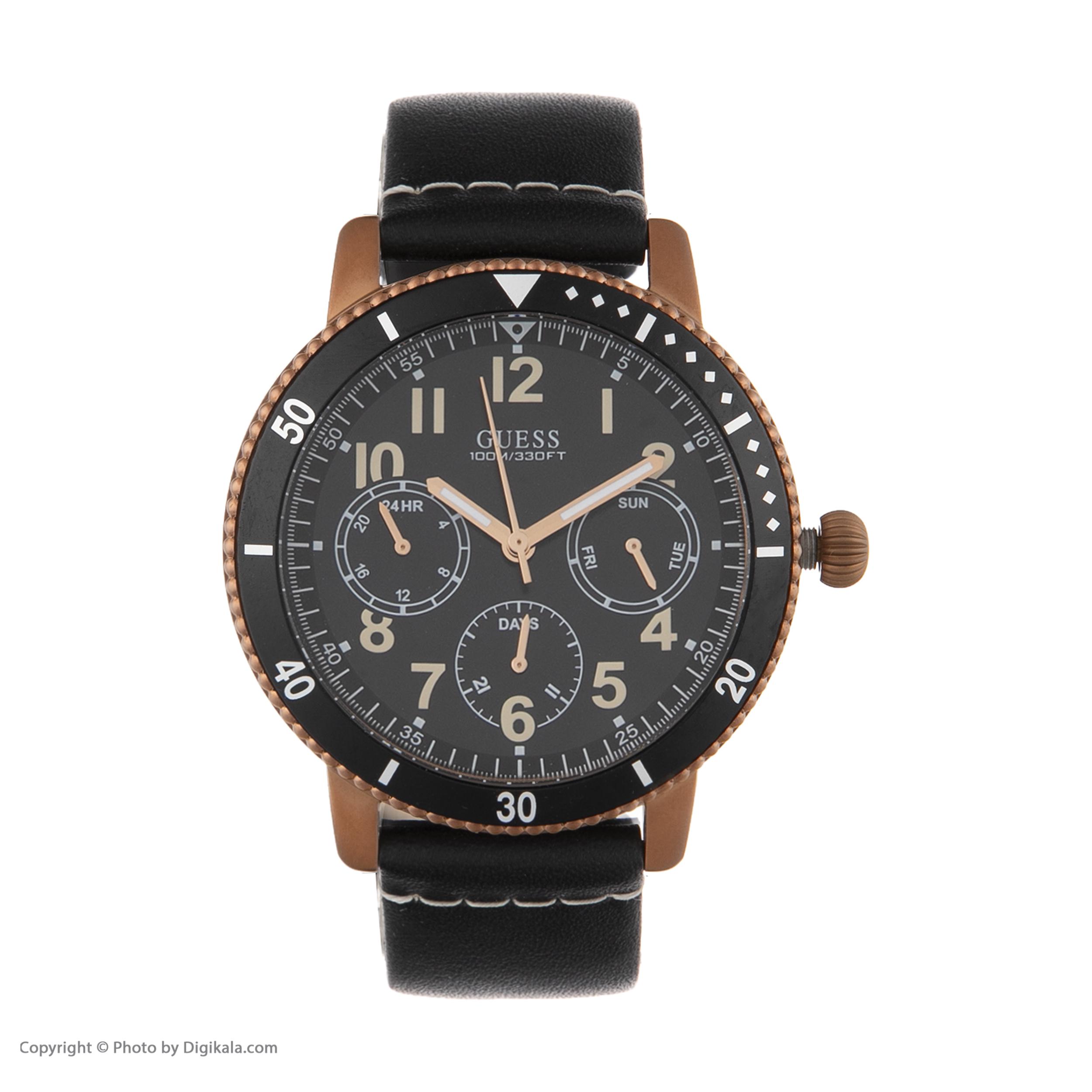 ساعت مچی عقربه ای مردانه گس مدل W1169G2              ارزان