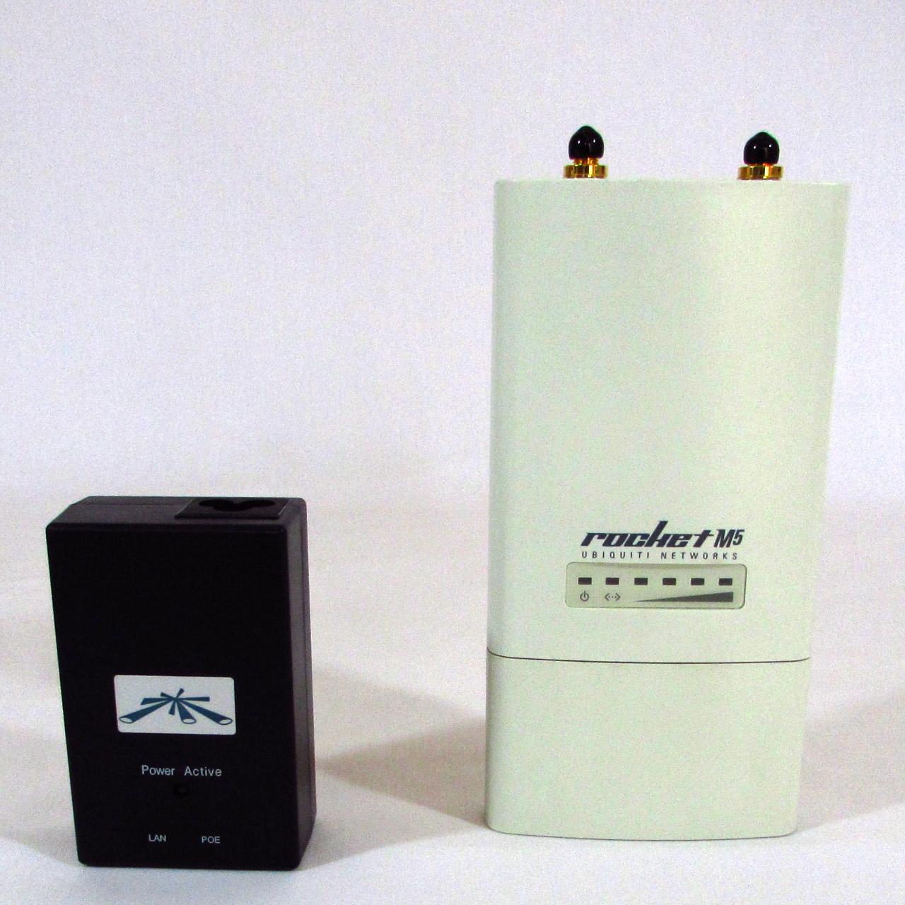 رادیو وایرلس یوبیکیوتی مدل راکت ام5