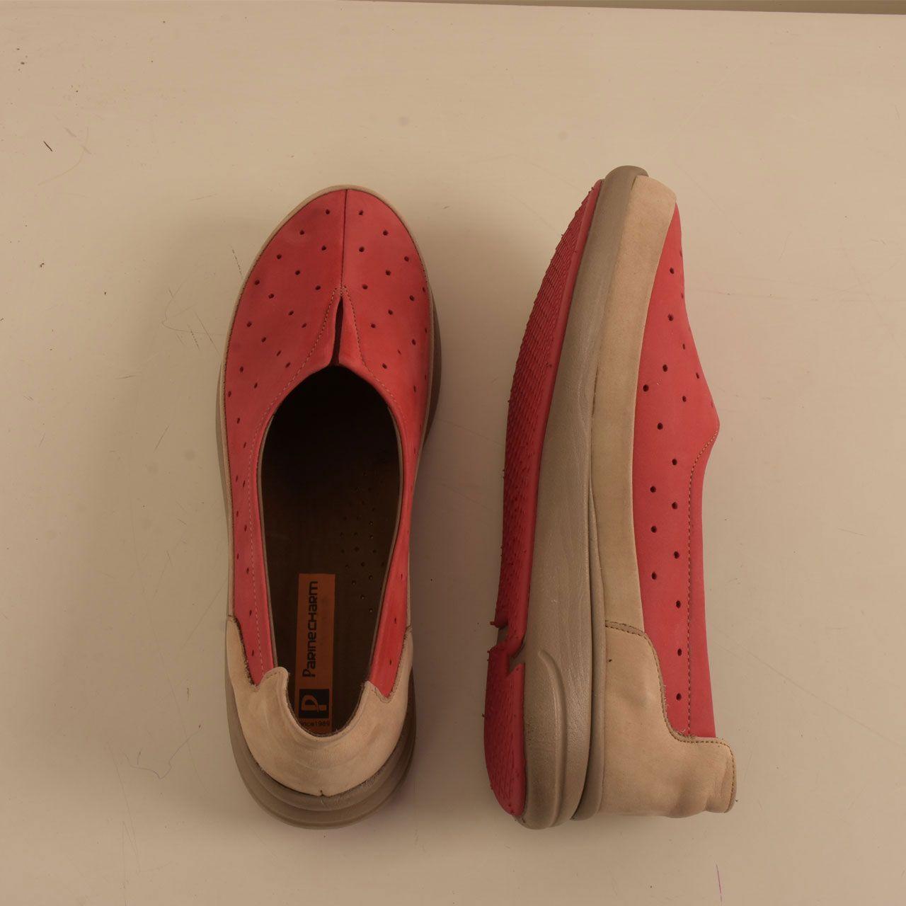 کفش روزمره زنانه پارینه چرم مدل SHOW4-2 main 1 1