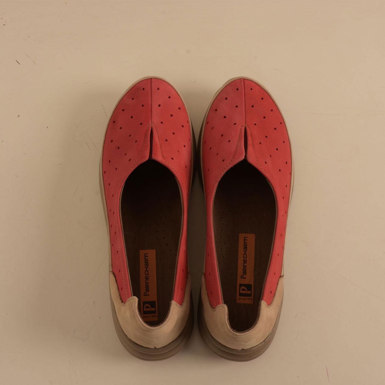 کفش روزمره زنانه پارینه چرم مدل SHOW4-2 main 1 3
