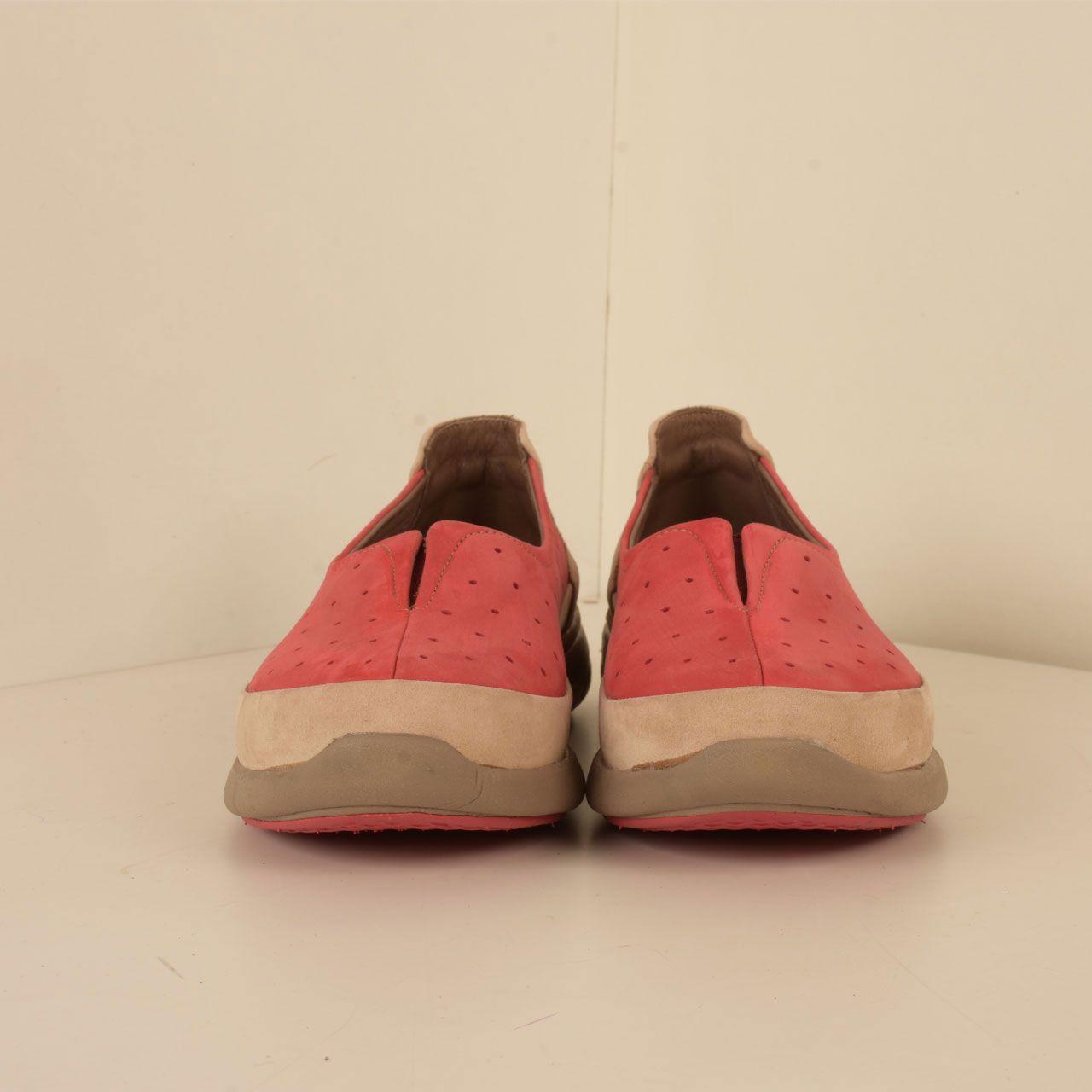 کفش روزمره زنانه پارینه چرم مدل SHOW4-2 main 1 5