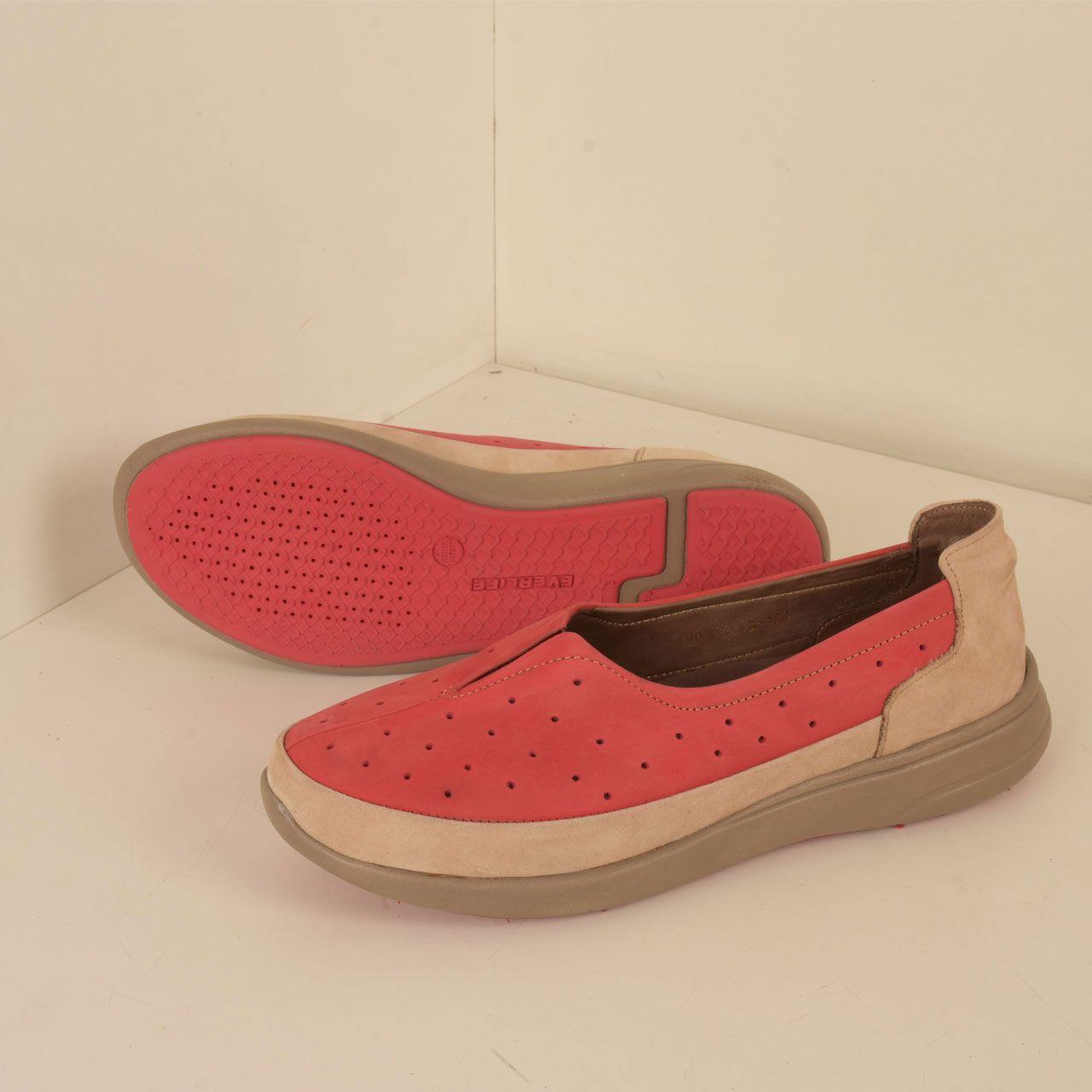 کفش روزمره زنانه پارینه چرم مدل SHOW4-2 main 1 6