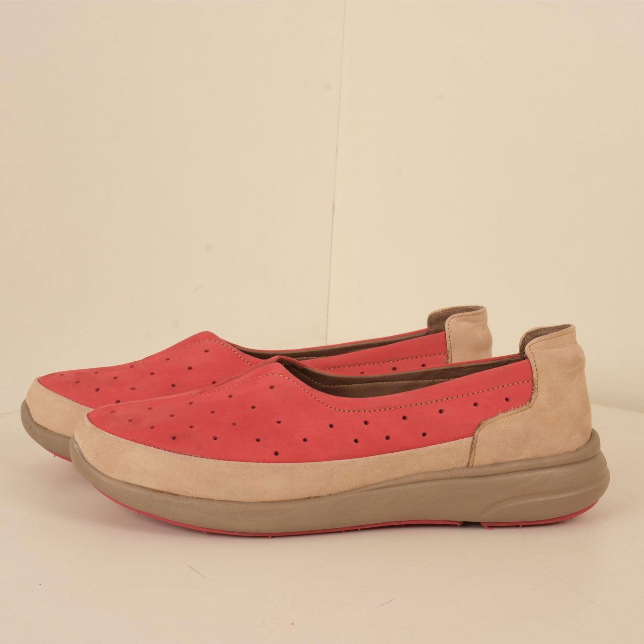 کفش روزمره زنانه پارینه چرم مدل SHOW4-2 main 1 7