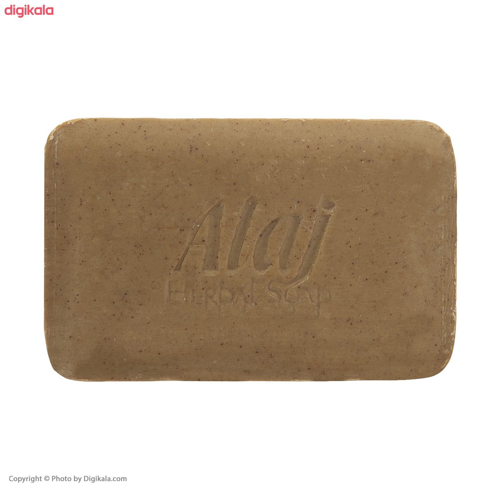 صابون روشن کننده علاج مدل زردچوبه  وزن ۱۰۰ گرم main 1 4
