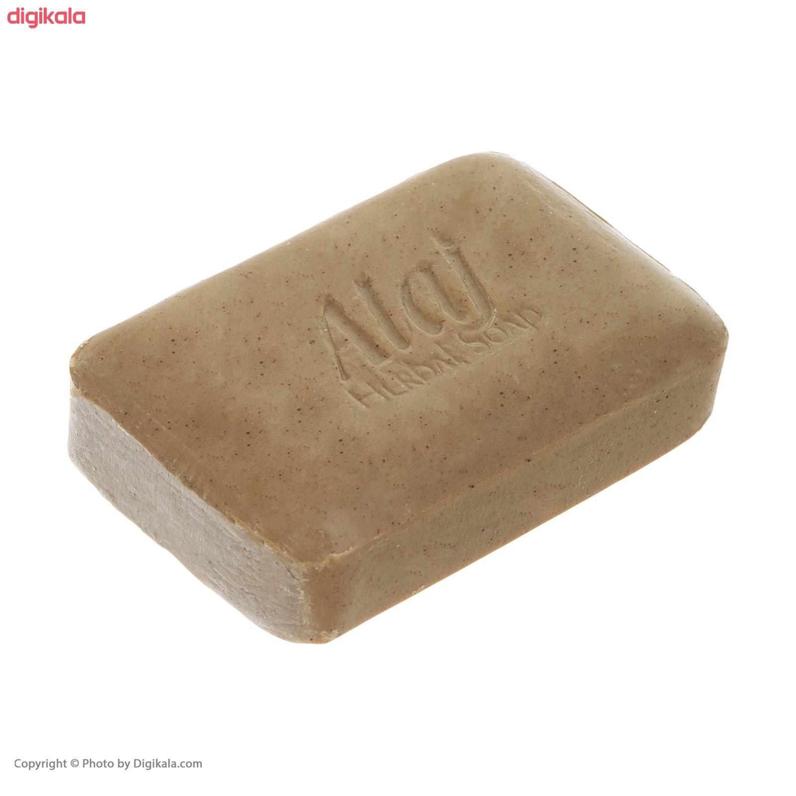 صابون روشن کننده علاج مدل زردچوبه  وزن ۱۰۰ گرم main 1 5
