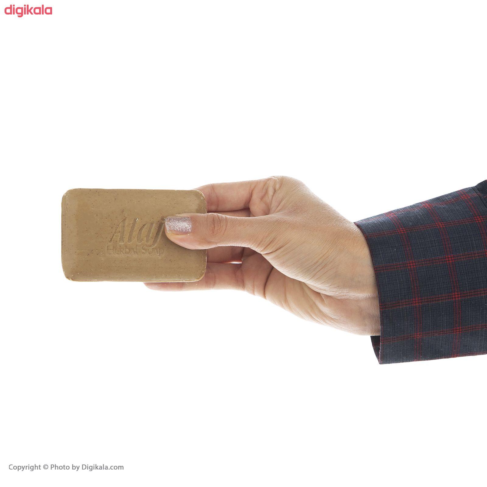 صابون روشن کننده علاج مدل زردچوبه  وزن ۱۰۰ گرم main 1 6