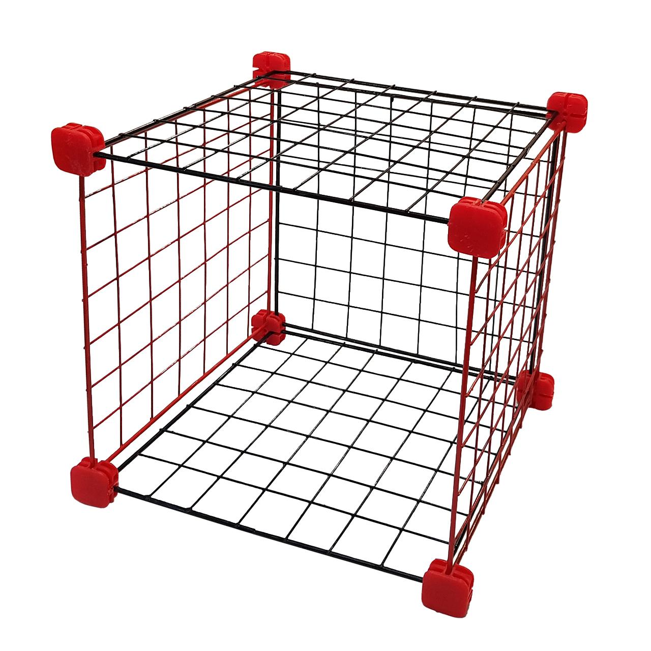 خرید                      قفسه فلزی مدل NP_1F