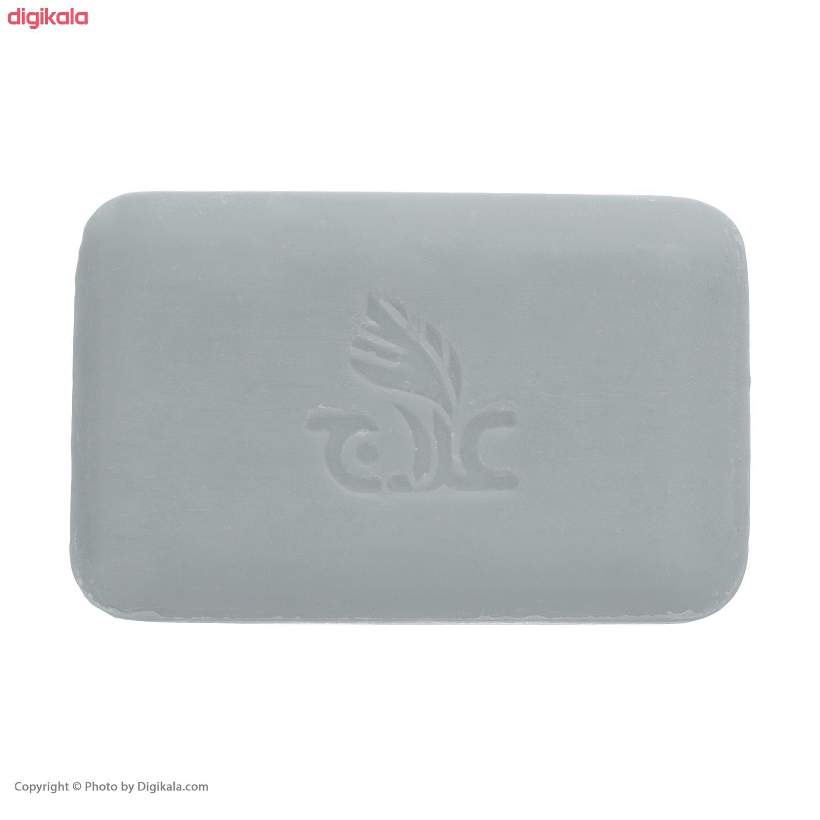 صابون لایه بردار علاج مدل نمک دریایی وزن  ۱۰۰ گرم main 1 3
