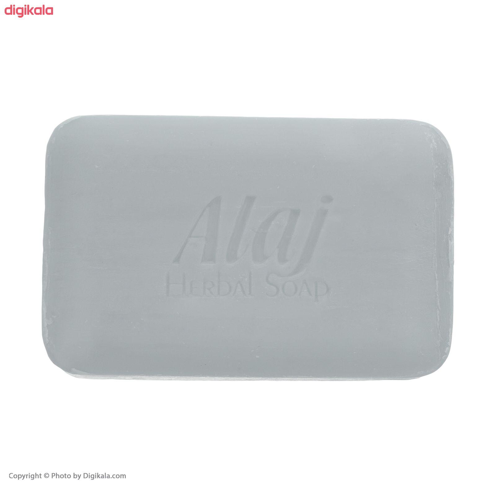 صابون لایه بردار علاج مدل نمک دریایی وزن  ۱۰۰ گرم main 1 4
