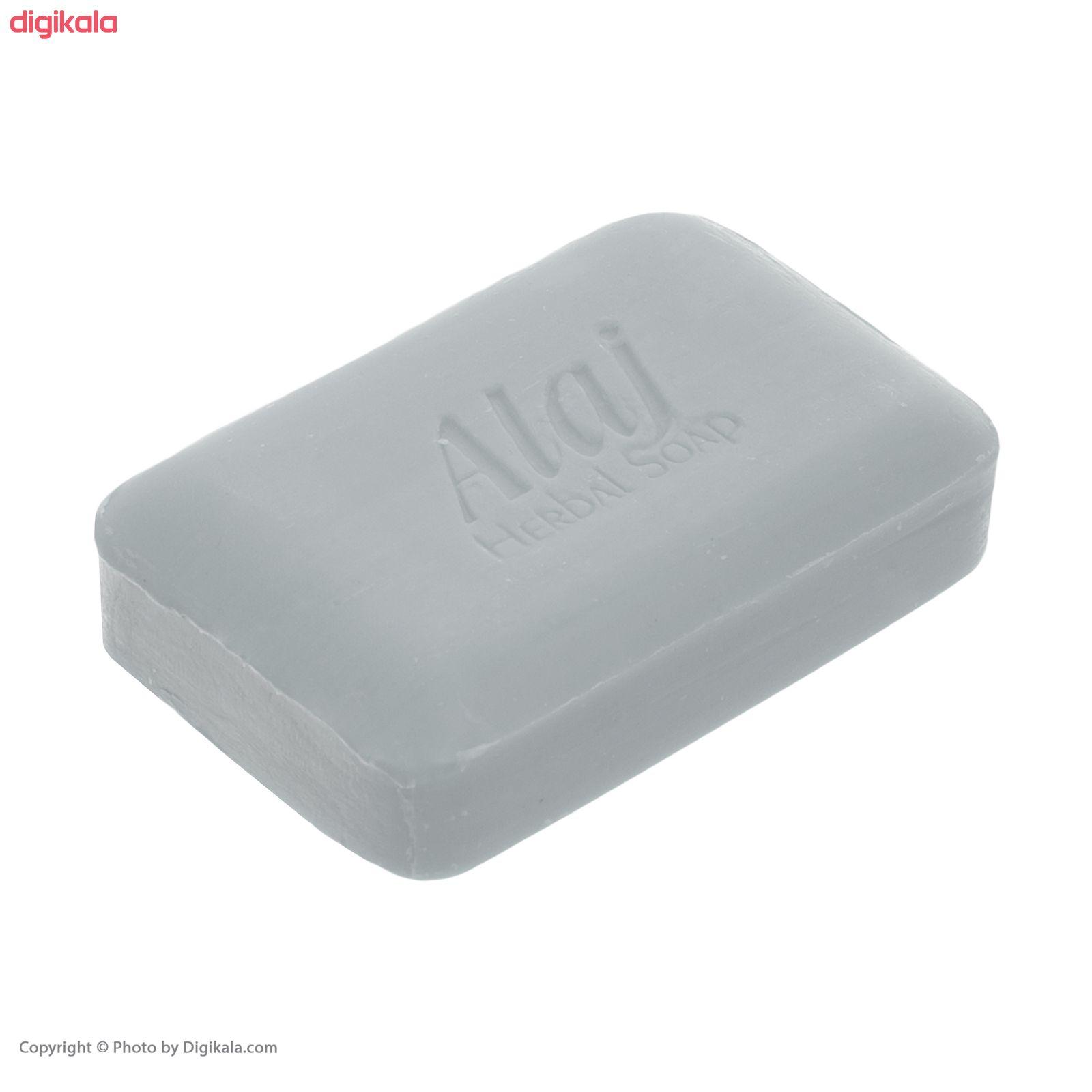 صابون لایه بردار علاج مدل نمک دریایی وزن  ۱۰۰ گرم main 1 5