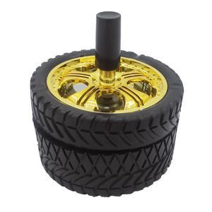 زیرسیگاری طرح رینگ و تایر ماشین کد DKD-169