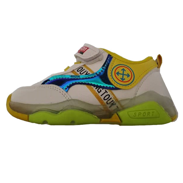 کفش مخصوص پیاده روی بچگانه کد 00013