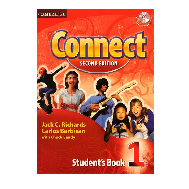 خرید                      کتاب Connect 1 اثر جمعی از نویسندگان انتشارات Cambridge