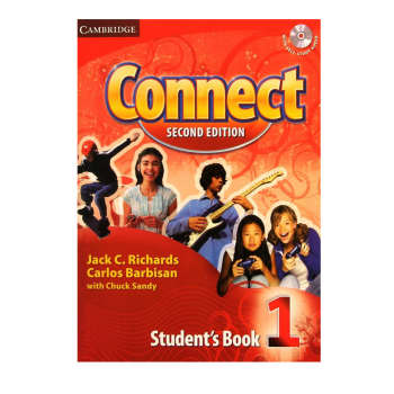 کتاب Connect 1 اثر جمعی از نویسندگان انتشارات Cambridge
