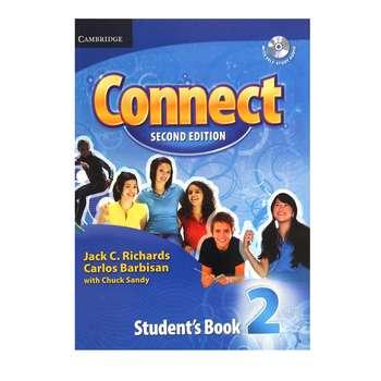 کتاب Connect 2 اثر جمعی از نویسندگان انتشارات Cambridge