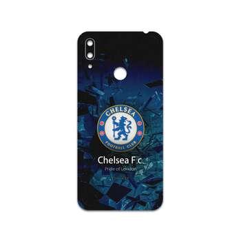 برچسب پوششی ماهوت مدل Chelsea-FC مناسب برای گوشی موبایل هوآوی Y7 Prime 2019