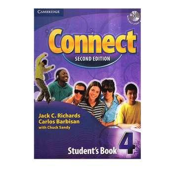 کتاب Connect 4 اثر جمعی از نویسندگان انتشارات Cambridge