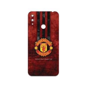 برچسب پوششی ماهوت مدل Manchester-United-FC مناسب برای گوشی موبایل هوآوی Y7 Prime 2019